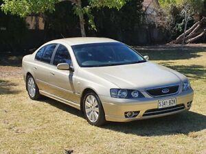2006 Ford Fairmont BF MkII Ghia 6 Speed Auto Seq Sportshift Sedan Windsor Gardens Port Adelaide Area Preview