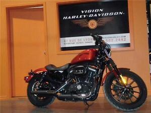 2013 HARLEY DAVIDSON XL883N SPORTSTER 883 IRON