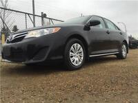 2014 TOYOTA CAMRY LE LOW KMS LIKE NEW APPROVED YESTERDAY Edmonton Edmonton Area Preview