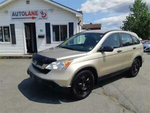 2008 Honda CR-V LX ONLY 77000kms YES Honda All Wheel Drive