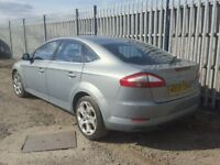 FORD MONDEO 2.0 TDCI QXBA ENGINE CODE 2008 BREAKING FOR SPARES TEL 07814971951