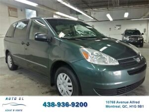 ***2004 TOYOTA SIENNA CE***7 PASSAGERS/IMPECCABLE