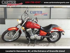 2010 Honda VT750C2 Shadow Spirit (flame)
