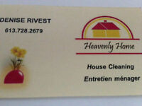 Heavenly Home House Cleaning