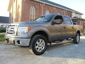 2009 Ford F-150 XLT - 4X4 CERTIFIED & e-TESTED