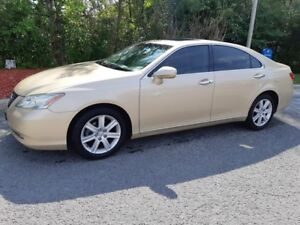2009 Lexus ES 350 POWER GROUP, LEATHER INT, SUNROOF >>>>>SOLD>>>