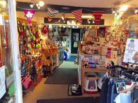 Established Pet Shop Business & Lease Assignment in the South Hams