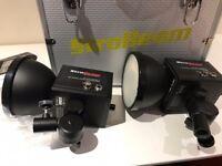 Strobeam DL 250 Mk III High Speed Flash Kit Brand NEW
