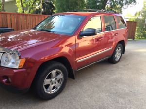 2006 Jeep Grand Cherokee Limited - 6500OBO - clean!!!!