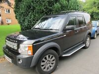 Land Rover Discovery 3 Full Loaded 1 owner FSH - Immaculate