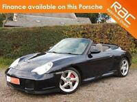 2004 PORSCHE 911 MK 996 3.6 CARRERA 4S TIPTRONIC S CONVERTIBLE CONVERTIBLE PETRO