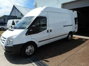 2013 Ford Transit VM MY12 Update High (LWB) White 6 Speed Manual Van Maryville Newcastle Area Preview
