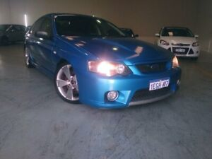 2005 Ford Performance Vehicles GT-P BA Mk II Blue 6 Speed Manual Sedan Welshpool Canning Area Preview