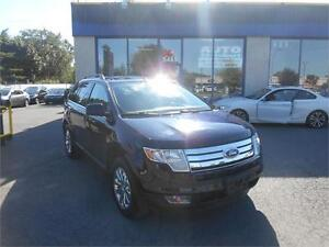 FORD EDGE SEL AWD LIMITED 2009