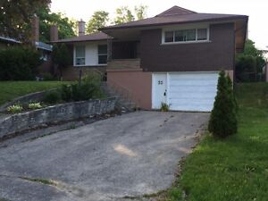 Student licensed house for sale close to Laurier/UofWaterloo