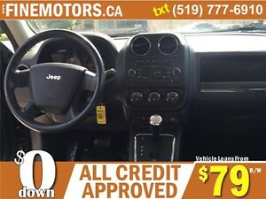 2010 JEEP PATRIOT SPORT * 4X4 * POWER ROOF * NORTH EDITION London Ontario image 15