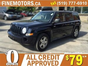 2010 JEEP PATRIOT SPORT * 4X4 * POWER ROOF * NORTH EDITION London Ontario image 5