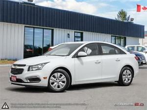 2016 Chevrolet Cruze Limited LT,LOW KMS,REARVIEW CAM,B.TOOTH