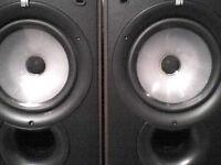 KEF 100W Stereo Speakers - Heathrow