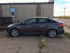 2016 ford Focus 18500 km