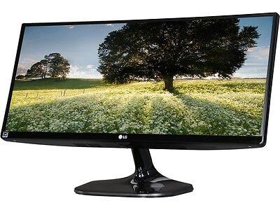 شاشة ليد جديد LG 25UM56-P 25�? Class 21:9 UltraWide IPS Gaming Monitor 5ms 2560 x 1080 5ms GTG