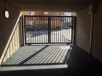 Gated Parking Space for Small cars Motorbikes and towing- Canada Water, Rotherhithe, Surrey Quays