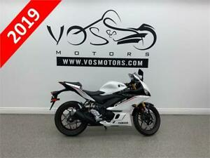 2019 Yamaha R3 - V3471 - No Payments For 1 Year**