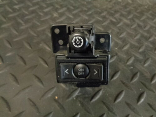 2007 LEXUS IS220d SPORT 4DR CRUISE CONTROL SWITCH 15A984