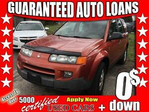 2008 Saturn VUE XE $0 Down - All Credit Accepted!