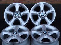 Bmw Alloys Wheel Rims Amp Tyres For Sale Gumtree