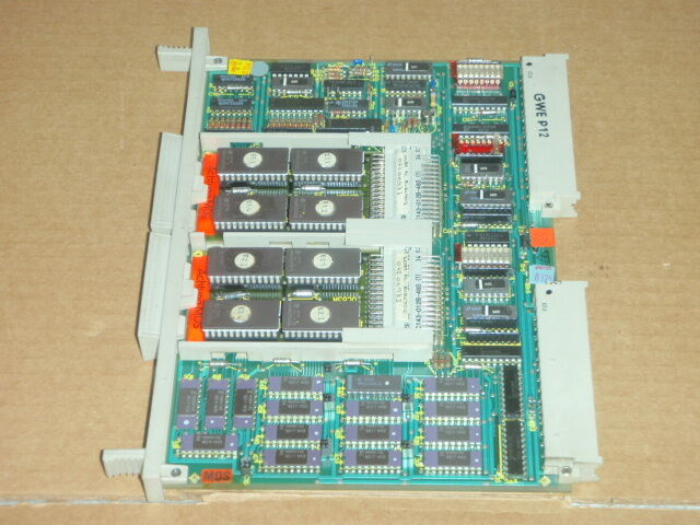 Siemens Memory Module 6ES5350-3KA21 _ 6ES5-350-3KA21 _ C79040-A0092-0168-06-85