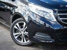 2017 Mercedes-Benz V-Class 447 V250 d 7G-Tronic + Avantgarde Black 7 Speed Sports Automatic Wagon Maddington Gosnells Area image 2