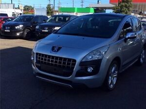 2011 Peugeot 3008 1.6 THP Grey Automatic SUV Lansvale Liverpool Area Preview