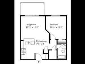 SUITE SPECIALS EVERYWHERE! 1 AND 2 BEDROOMS AVALIABLE! Edmonton Edmonton Area image 8