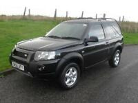 Land Rover Freelander 2.0Td4 2006MY Adventurer 78850 Mls MOT 24/8/18 Tow Bar4x4
