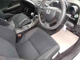 HONDA CIVIC 1.3 I-VTEC SE 5d 98 BHP (silver) 2013