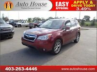 2015 Subaru Forester i Limited w/Tech Pkg NAVIGATION B-CAM