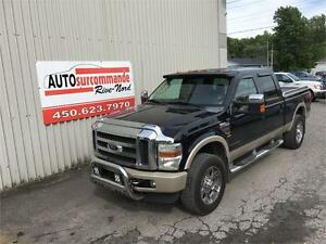 2008 Ford Super Duty F-250 SRW King Ranch -- DIESEL --