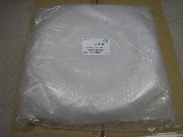 11 Amat 0020-25077 Shields, Lower, 8 Inch, 101 G12 Sst Pa