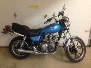 1982 Kawasaki 550 LTD