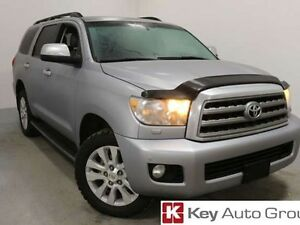 2014 Toyota Sequoia Platinum - Top of the Line