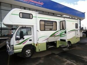 2007 WINNEBAGO ALPINE C-CLASS MOTORHOME North St Marys Penrith Area Preview