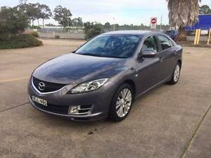 2009 Mazda Mazda6 Sedan Milperra Bankstown Area Preview