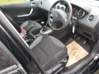 Peugeot 308 SPORT (black) 2008