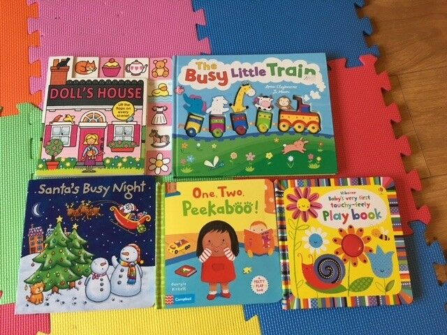 Baby books for sale £2 each