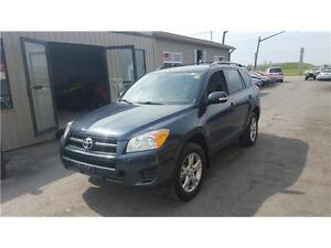 2009 Toyota RAV4 ****4WD**** ONLY 154 KMS*****4 CYLINDER****** London Ontario image 4