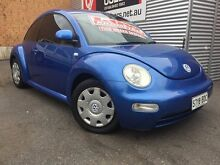 2000 Volkswagen Beetle 9C 2.0 4 Speed Automatic Hatchback Blair Athol Port Adelaide Area Preview