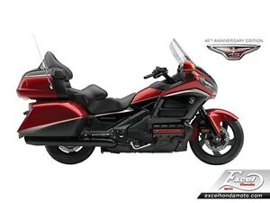 2015 Honda Goldwing GL1800ADSF Anniversary Edition