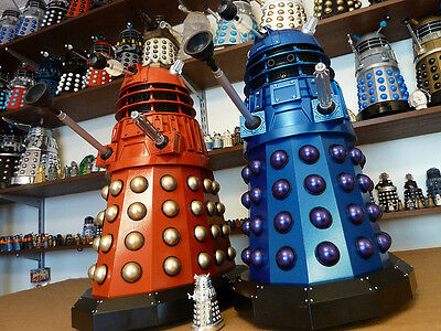 The Dalek design has proved timeless - capturing the imagination of generations of fans.