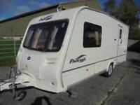 2006 Bailey Pageant Normandie 2 Berth End Washroom Caravan For Sale